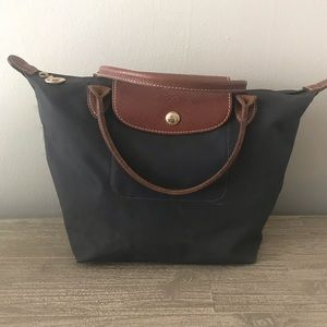Small Longchamp tote
